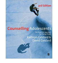 Counselling Adolescents: The Proactive Approach for Young People (3rd. Ed.)