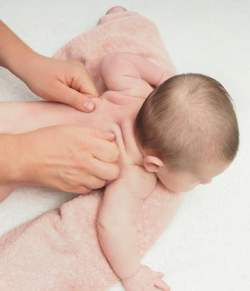 Baby Massage and Mother Care Certificate