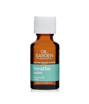 Breathe Easier Essential Oil Blend 25mL