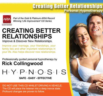 Hypnosis Vol. 14: Relationship Confidence