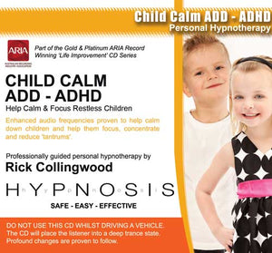 Hypnosis Vol. 15: Child Calm