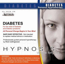 Hypnosis Vol. 45: Diabetes