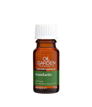 Mandarin Essential Oil 12mL