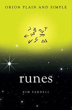 Runes: Orion Plain and Simple