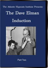 The Dave Elman Induction (2-DVD Set)