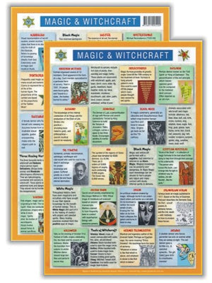Magic & Witchcraft Mini Chart