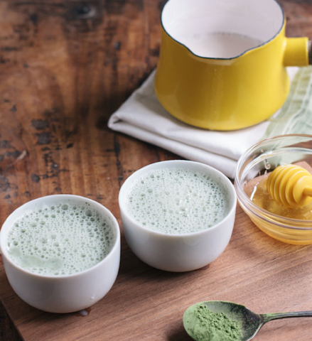 Perfect Cafe Style Matcha Latte