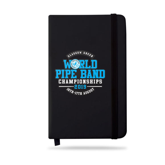 2019 A5 Event Soft Feel Note Pad