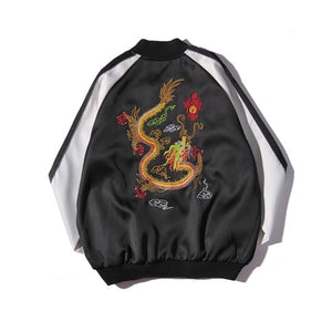 ZBV Embroidered Jacket