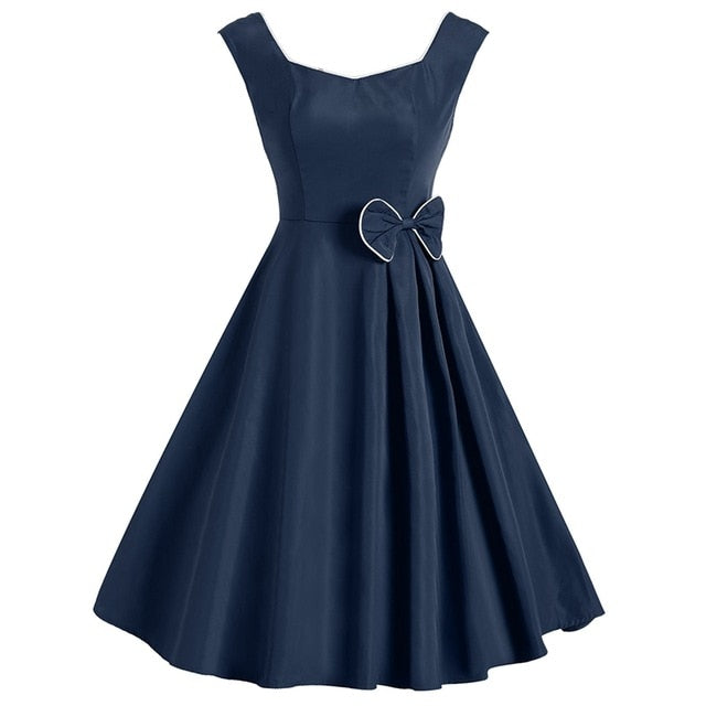 Vintage Pinup Swing Dress