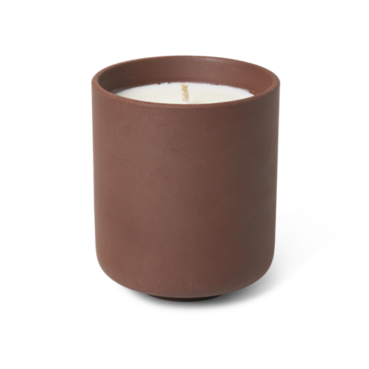 Sekki Scented Soy Candle Rust L