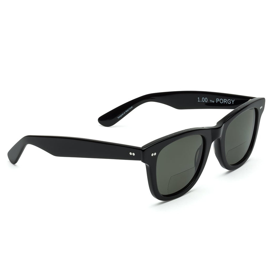 Porgy Gloss Black Sun Readers
