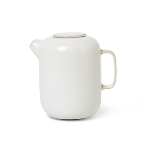 Sekki Coffee Pot: Cream