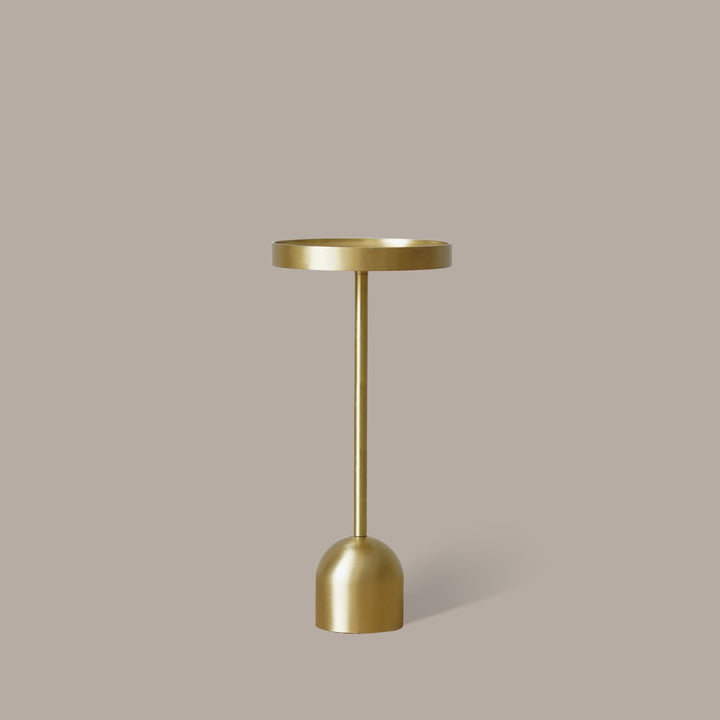 Solid Brass Candle Holder Fountain Large