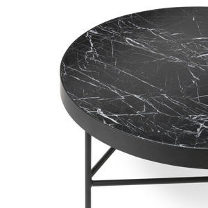 Marble Table Large: Black Marquina
