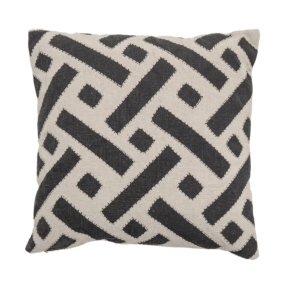 Yanus Embroidered Mudcloth Cushion