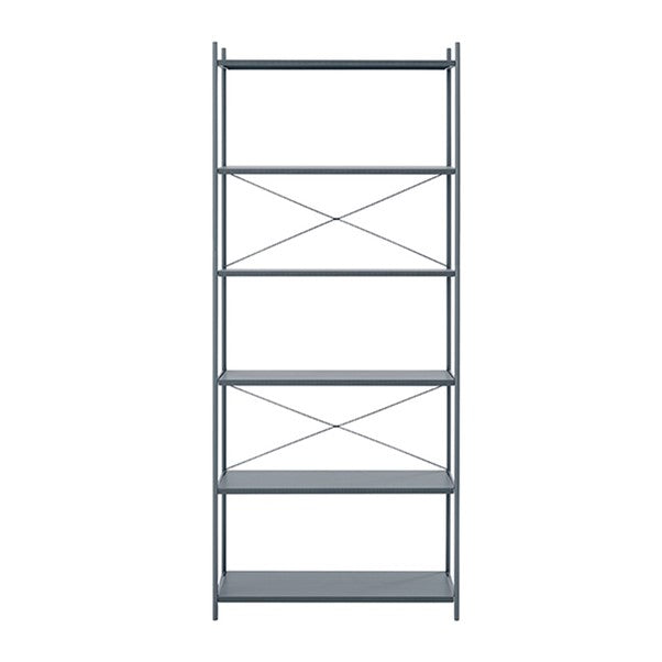 Punctual Shelving System 1 x 6: Dark Blue