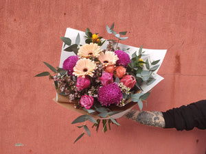 Lush Bunch - Large - Flower Head Events