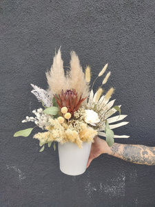 Preserved - Vase Included - Flower Head Events