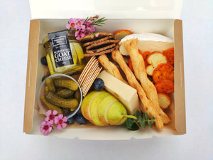 Picnic Grazing Box - Flower Head Events