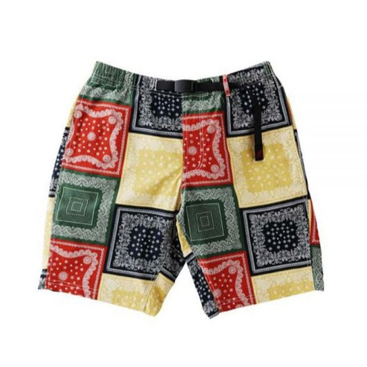 [GRAMICCI] WEATHER NN-SHORTS _ BANDANA CRAZY