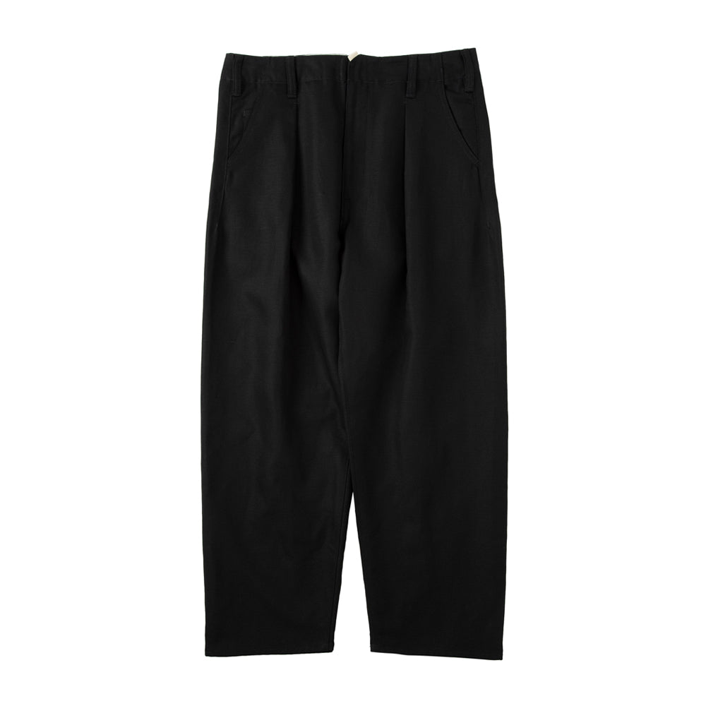 [SABY] BIG PANTS_BLACK