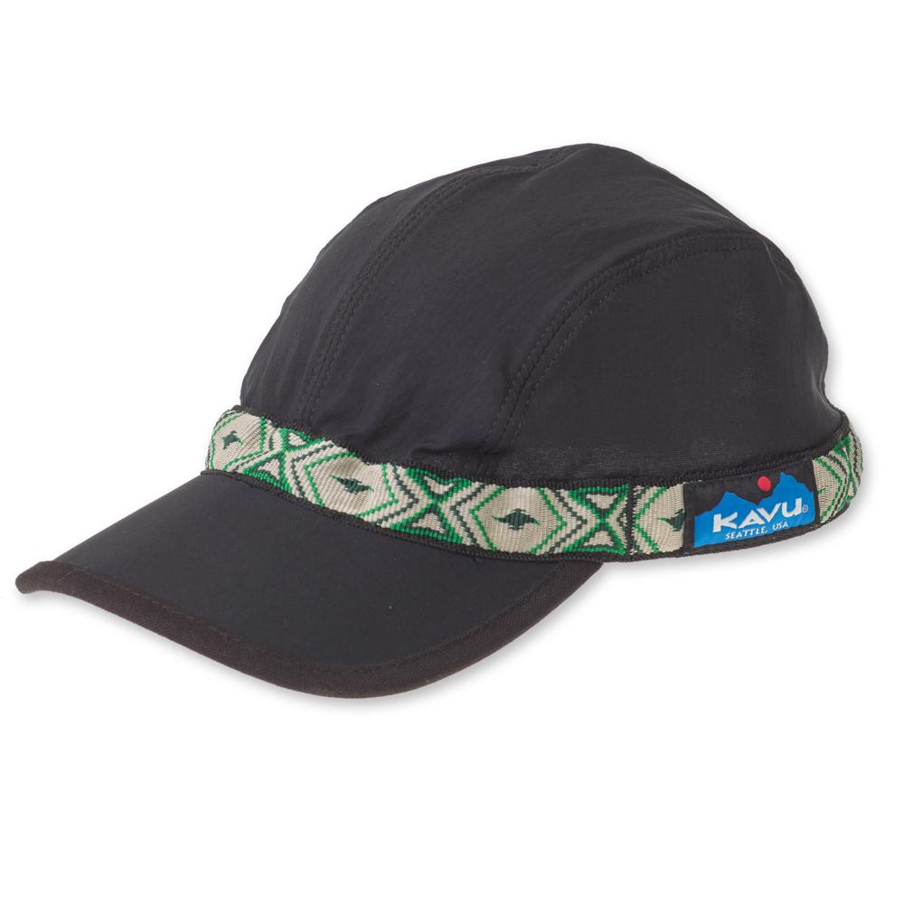 [KAVU] SYNTHETIC STAPCAP_BLACK