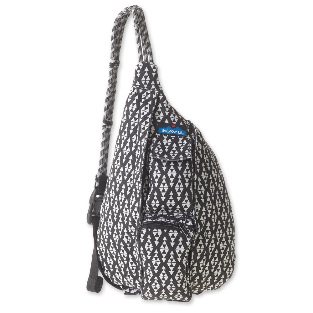 [KAVU] MINI ROPE BAG_BW TRIO