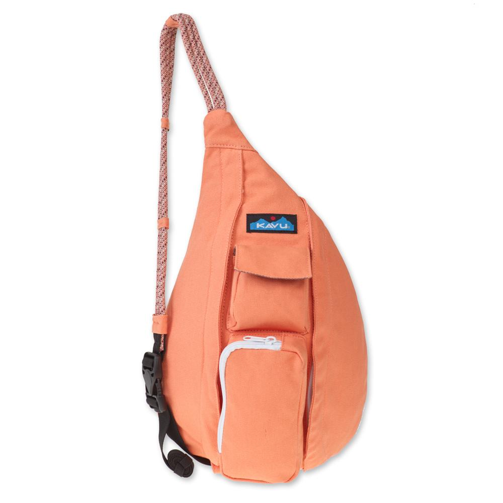 [KAVU] MINI ROPE BAG_PEACH