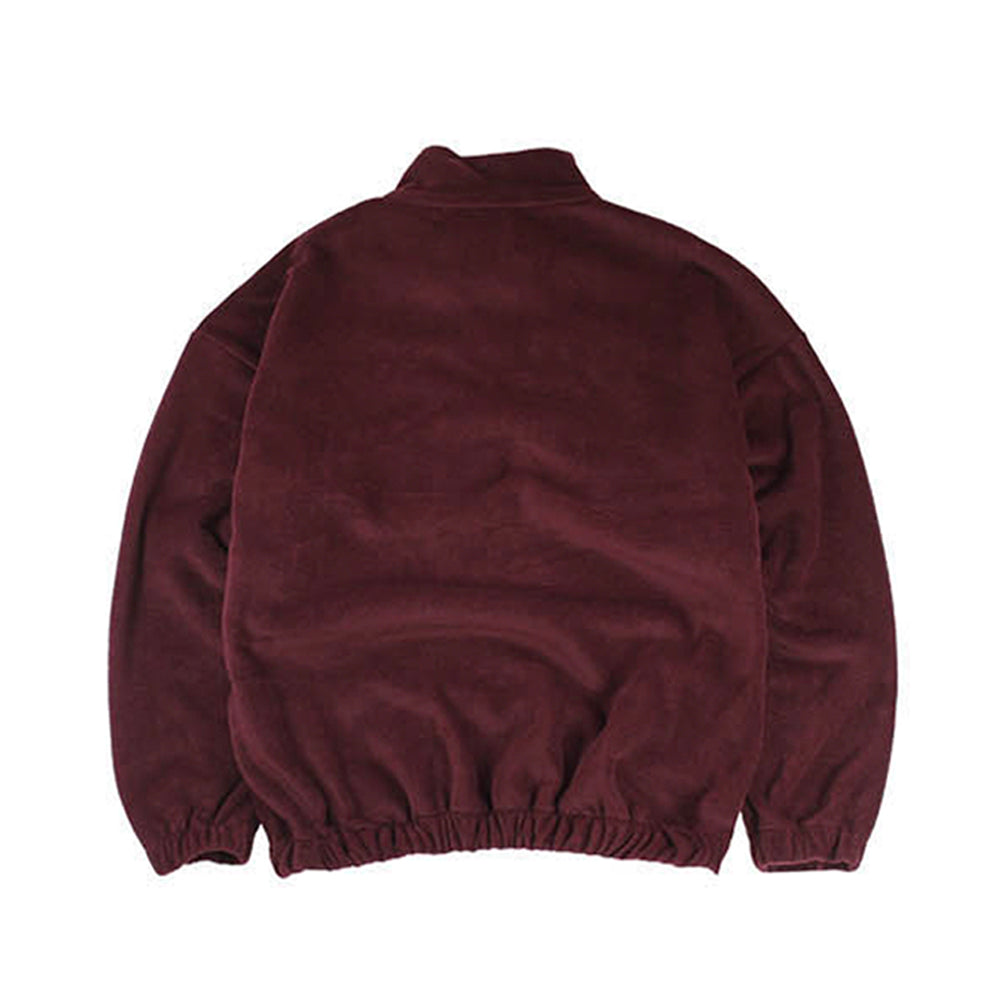 [CONICHIWA BONJOUR] EXPRESS FLEECE_WINE