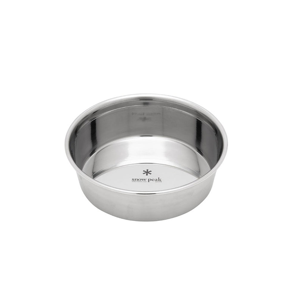 [SNOW PEAK] DOG FOOD BOWL L
