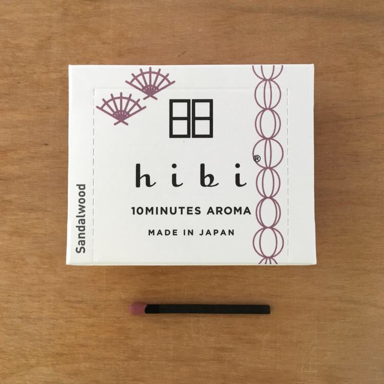 [HIBI] HIBI TRADITIONAL SCENT LARGE BOX