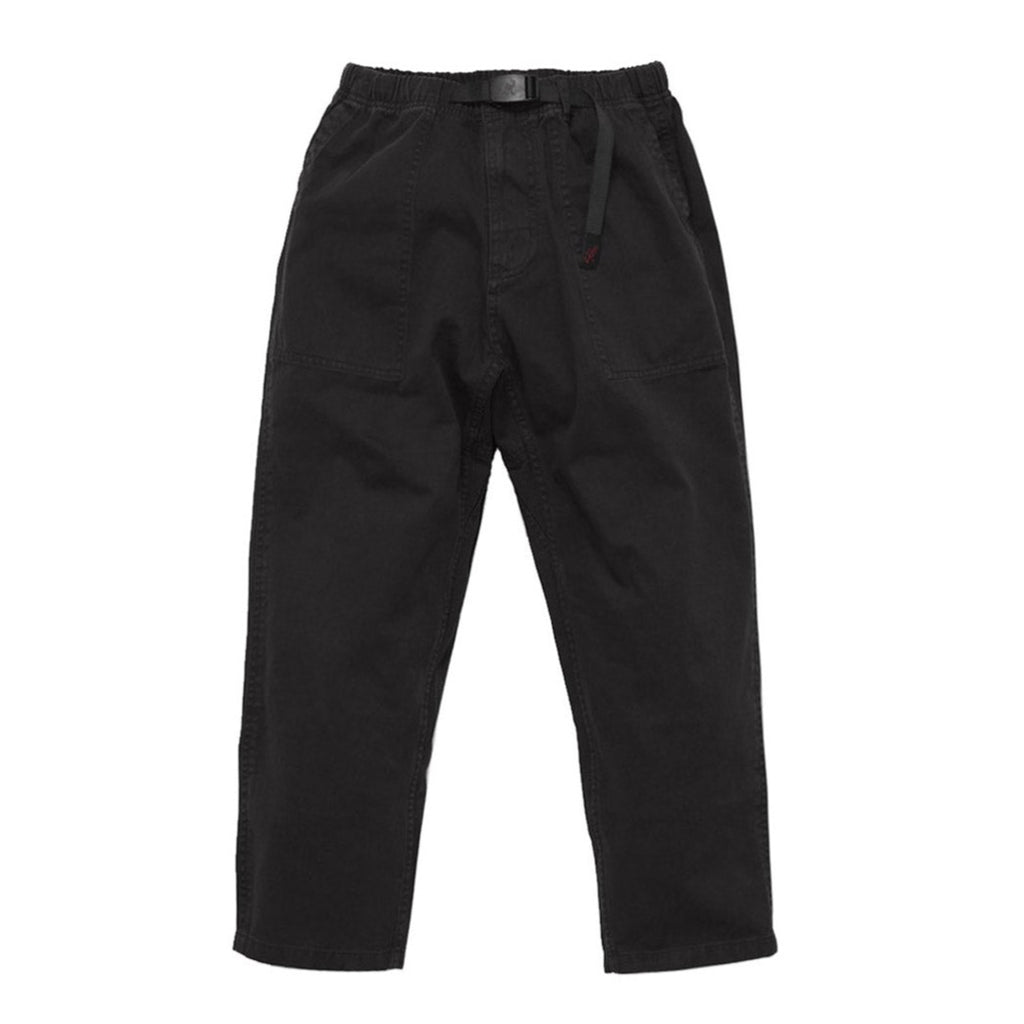 [GRAMICCI] LOOSE TAPERED PANTS_BLACK