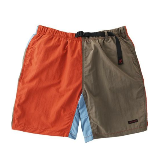 [GRAMICCI] SHELL PACKABLE SHORTS _ TERRA OTTA X ASH OLIVE