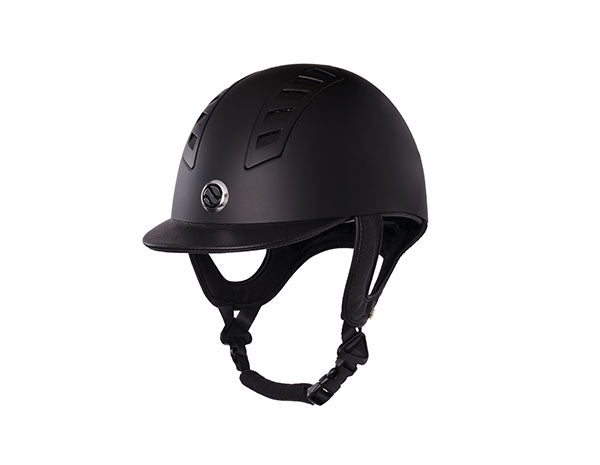 EQ3 Riding Helmet – Smooth Shell