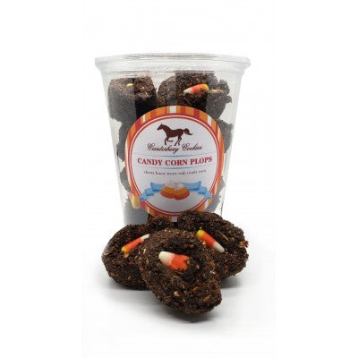 Canterbury Cookies Candy Corn Horse Treat Plops 20oz.