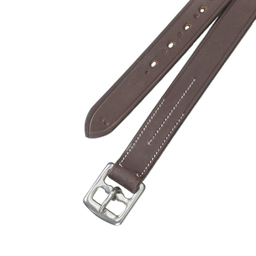 Ovation® Solid English Leather Stirrup Leathers