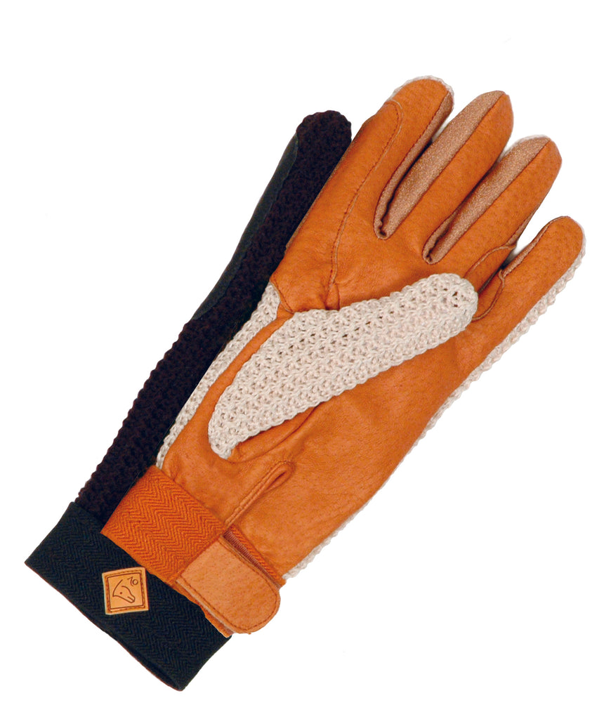 Ovation Lycra® Crochet Gloves - Ladies'
