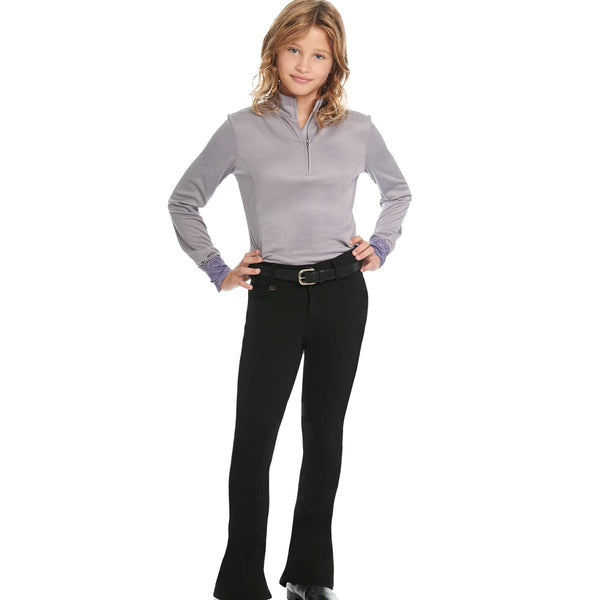 Ovation® EuroWeave™ Front Zip Kentucky Jod - Child's