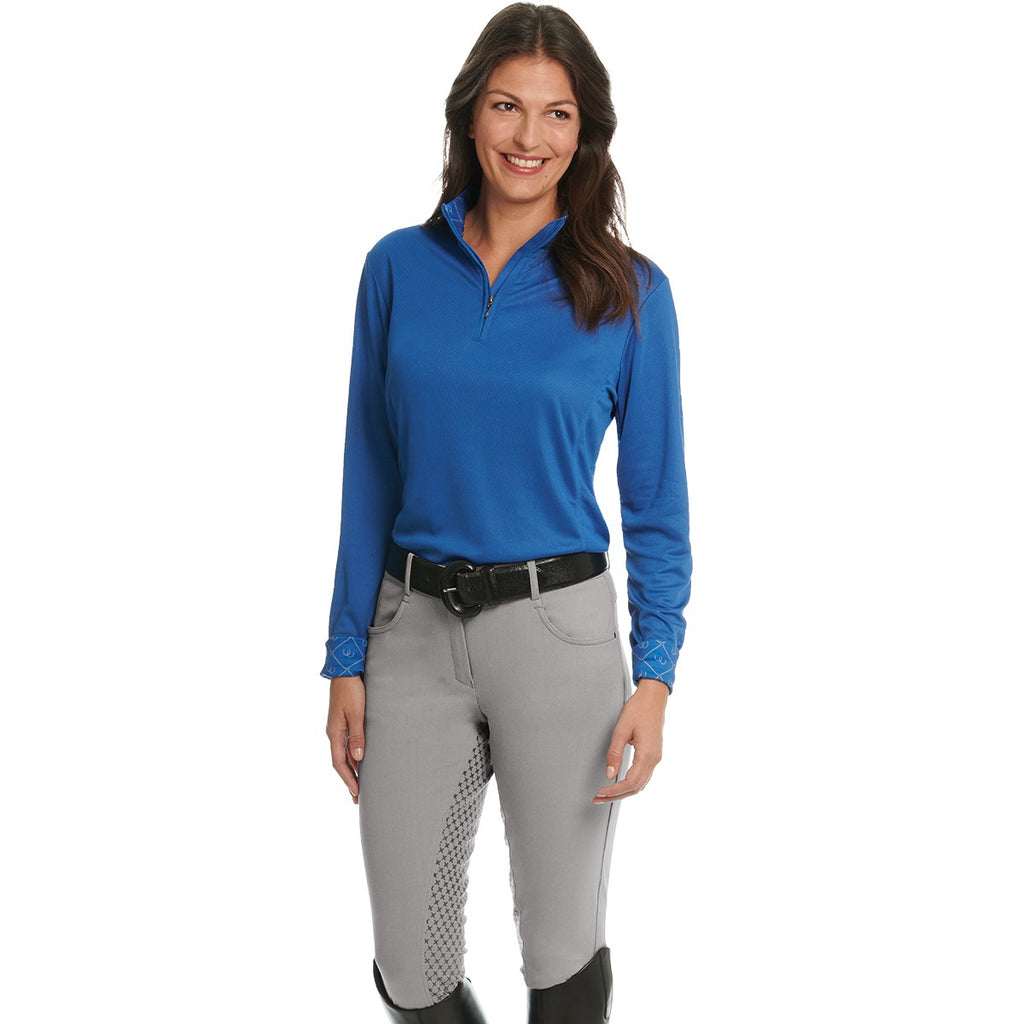 Ovation® SoftFLEX GRIP-TEC™ Full Seat Breech- Ladies'
