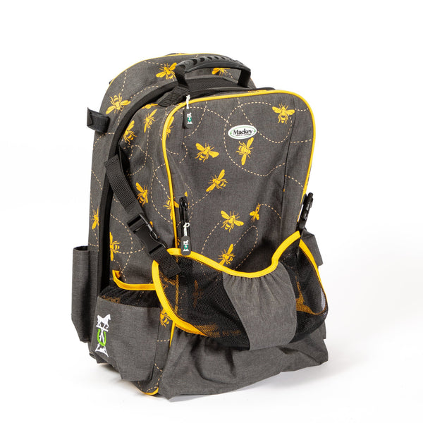 Mackey Bee Mine Equestrian Backpack