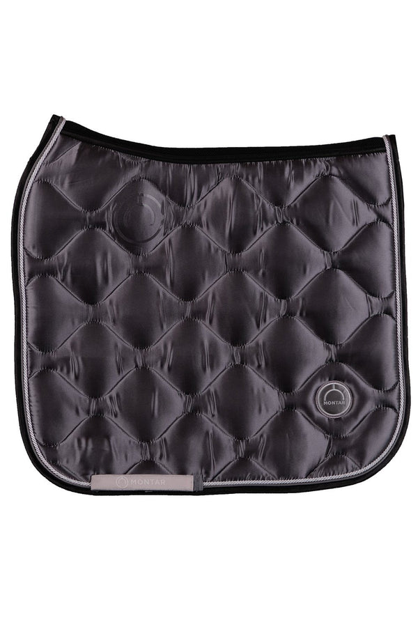 Montar Grey Dressage Deluxe Saddle Pad