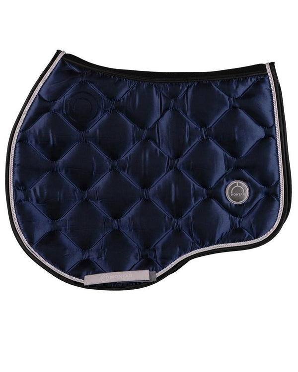 Montar Navy Jump Deluxe Saddle Pad