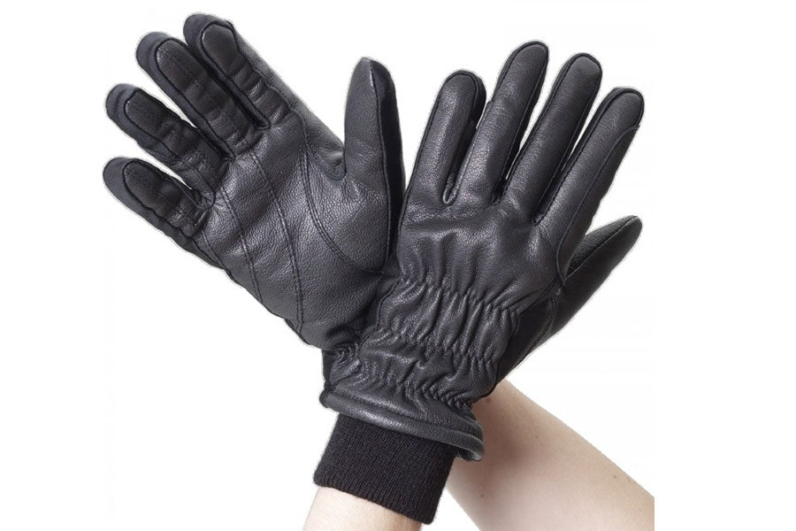 Ovation Leather Deluxe Winter Show Glove