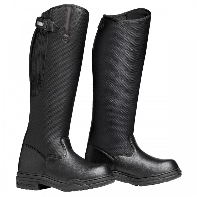 Mountain Horse Rimfrost Rider III Tall Boot Wide Calf