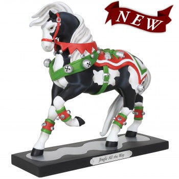 Painted Ponies Jingle All The Way