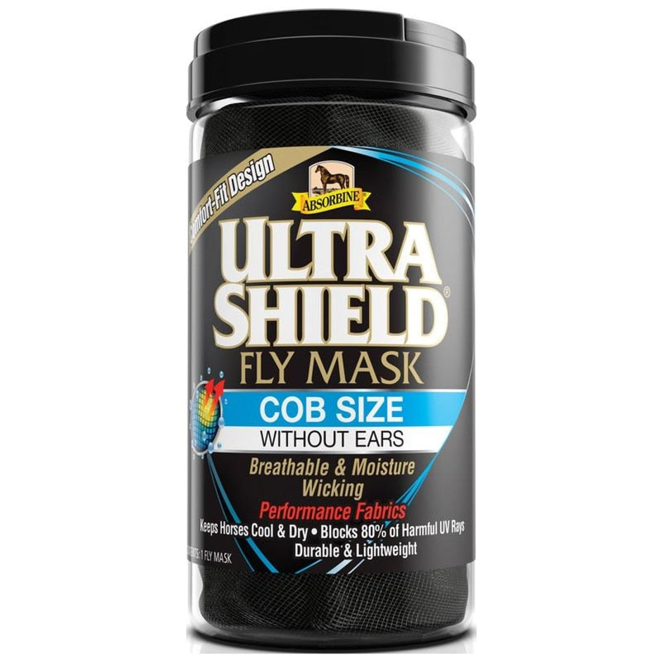 ULTRASHIELD FLY MASK COB WITHOUT EARS