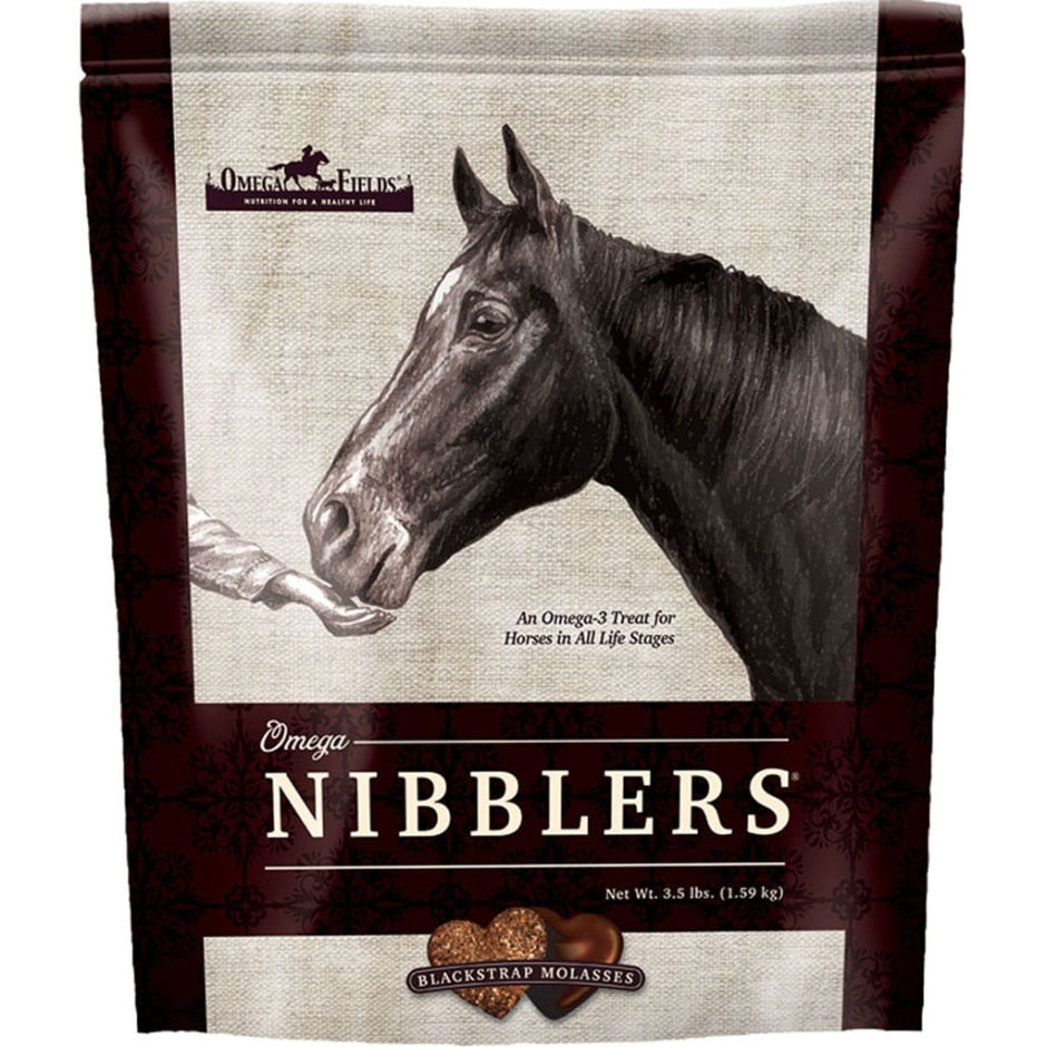 OMEGA NIBBLERS LOW SUGAR AND STARCH APPLE