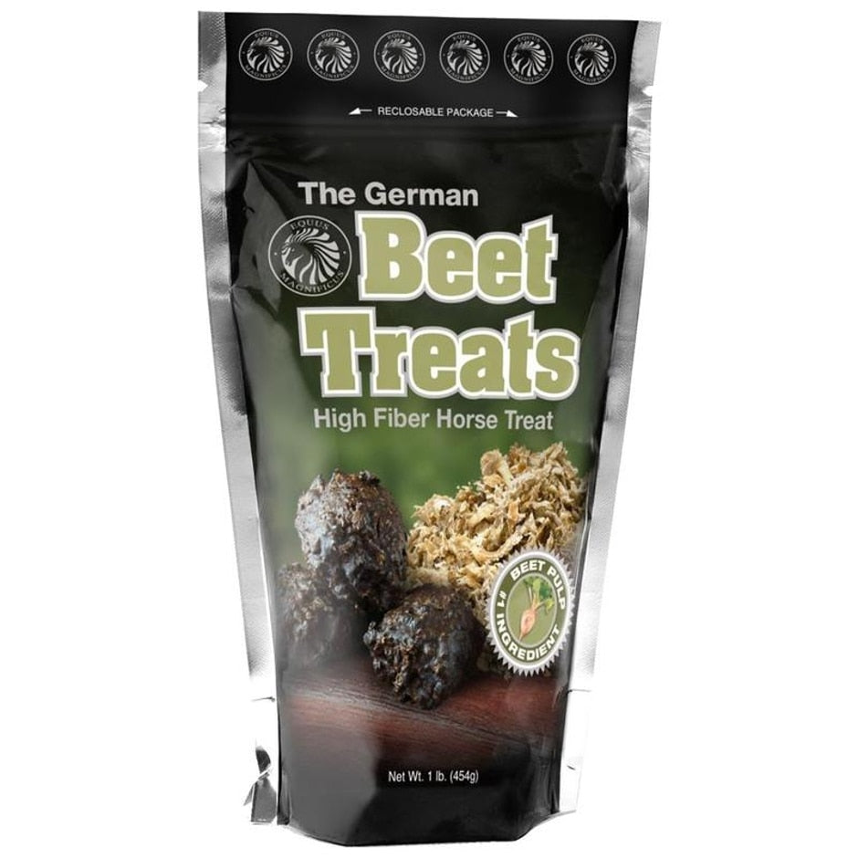 THE GERMAN BEET TREAT