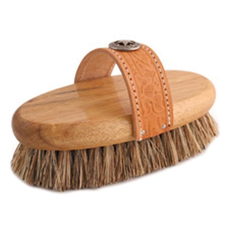 LEGENDS UNION HARVESTER WESTERN GROOMING BRUSH